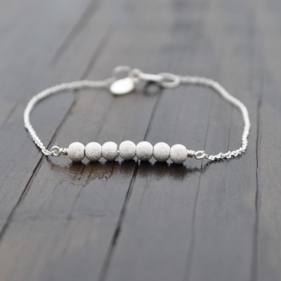 Sterling Silver Amie